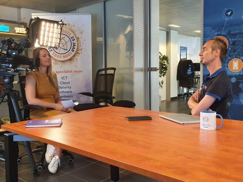 opnames Voiceworks partner event met Stefan Zijlstra