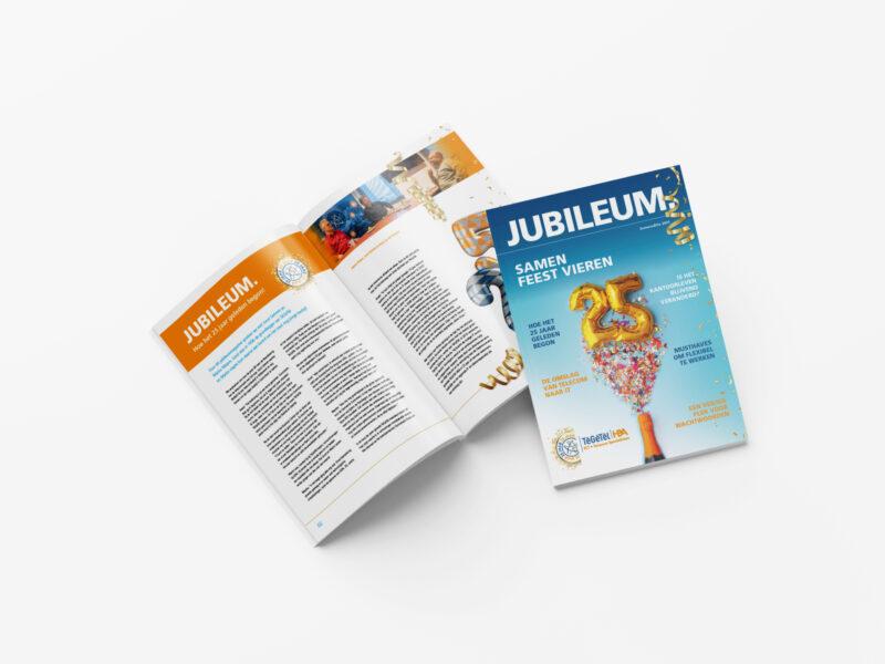 TéGéTèl | HBA jubileum magazine