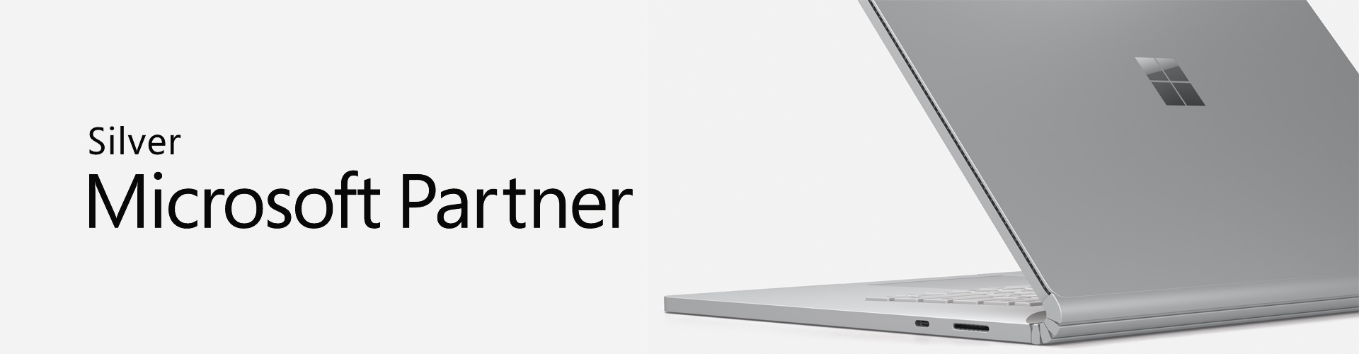 Microsoft Silver Partner banner