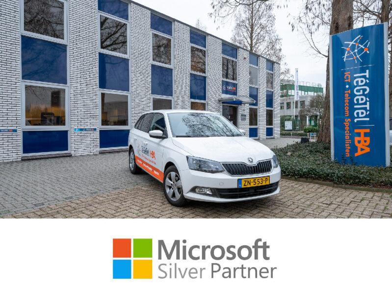 TéGéTèl | HBA is Microsoft Silver Partner